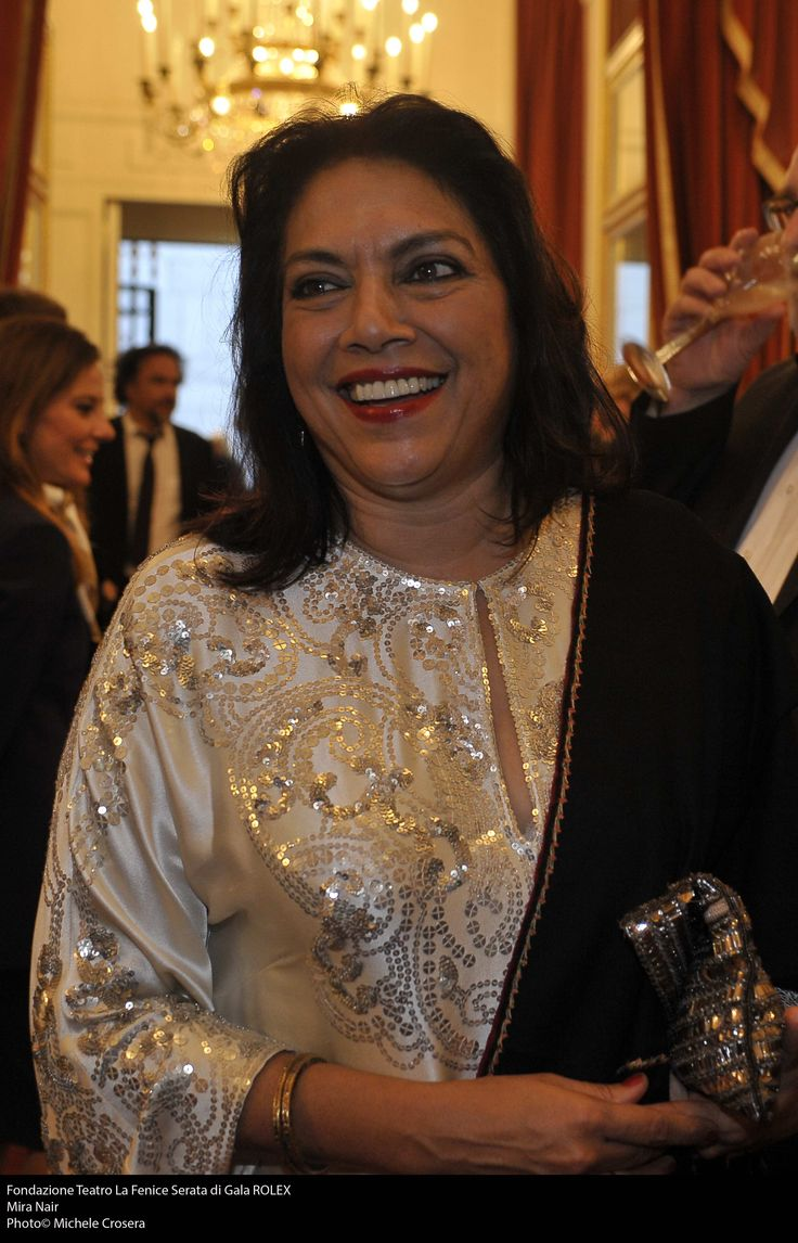 "Mira Nair Rolex ""Mentor & Protégé, Arts Iniziative"" Gala Presentation Ceremony"