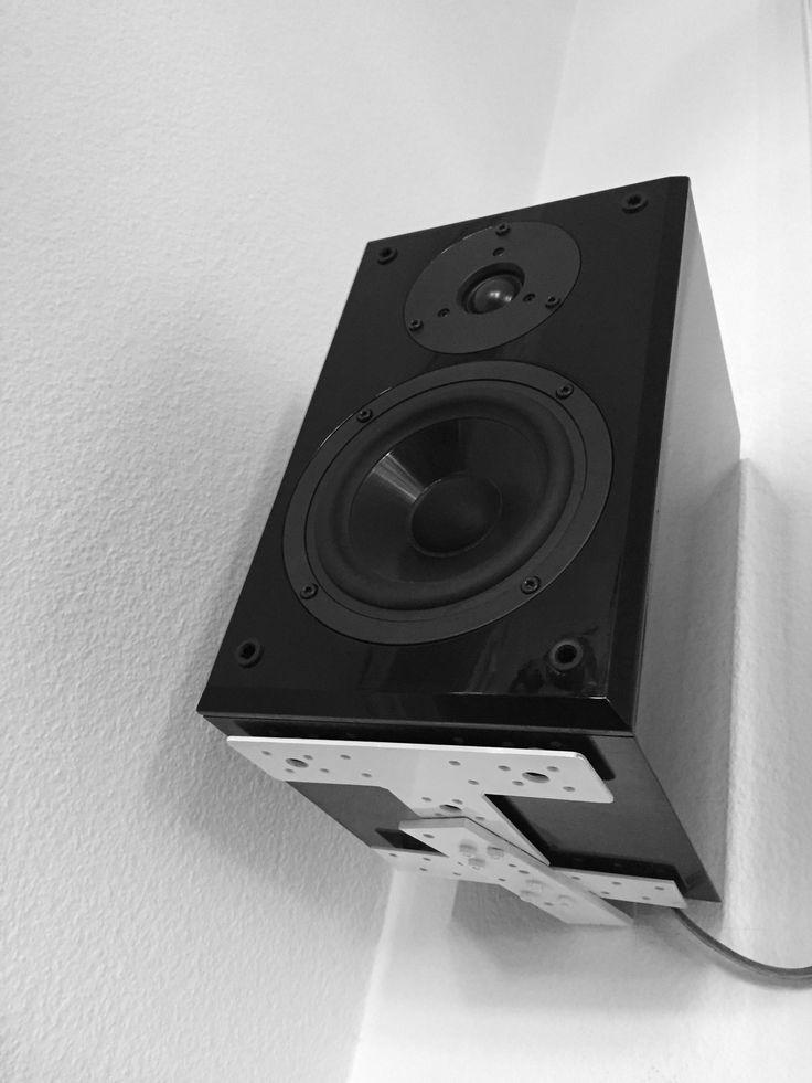 studioberchtold.com Speaker wall mounts Lautsprecher Wandhalterung