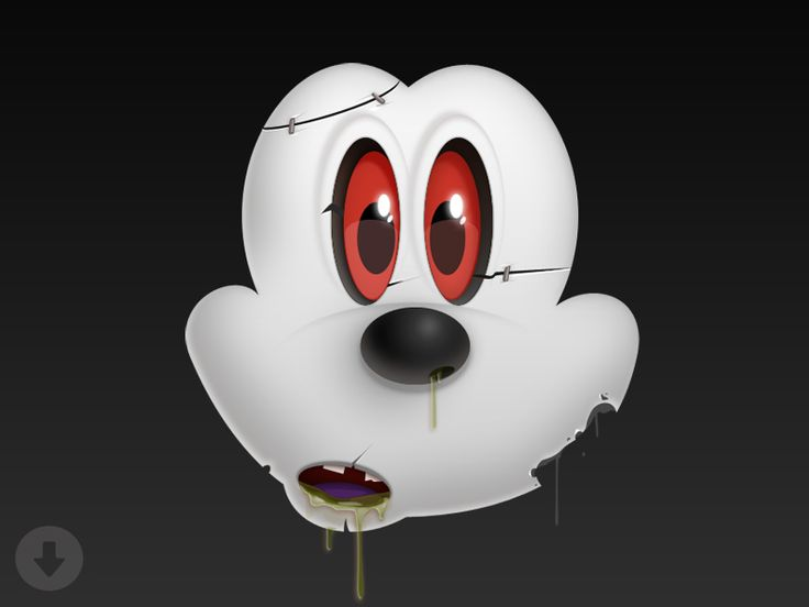 Mickey Zombie Wallpaper Zombie Wallpaper Mickey Mouse Background Halloween Wallpaper Iphone