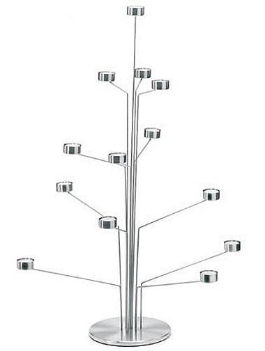 Árbol de Navidad moderno y minimalista, un tipo árbol de diseño que es tendencia y además ecológico por lo que en Espaciohogar te contamos más sobre este original tipo de árboles de Navidad Moderna...