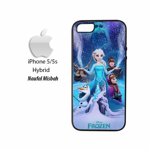 Cute Elsa Let It Go Frozen iPhone 5/5s HYBRID Case Cover
