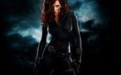 Cool Scarlett Johannsson Avengers Wallpaper