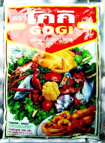 Gogi Tempura Flour Fried Traditional Cook Powder 150g * Visit the image link more details.