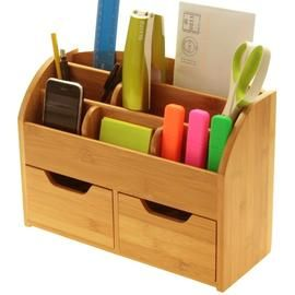 Desk Stationery Box, Wall-Mounted Organiser