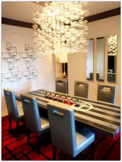 25+ best ideas about Modern dining room chandeliers on Pinterest ...