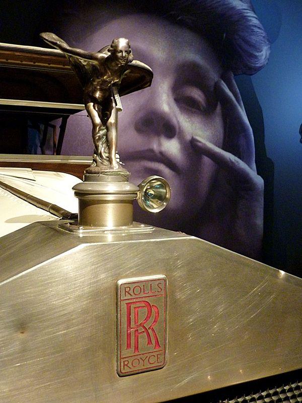 Rolls al Museo dell'Automobile