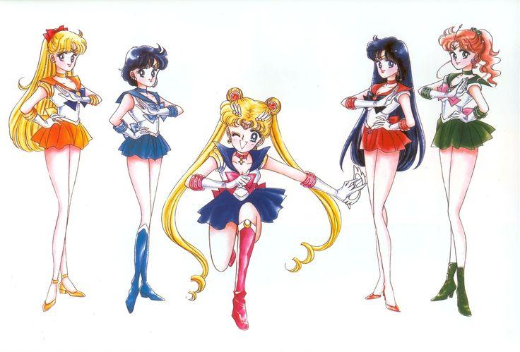 Sailor Jupiter - Sailor Moon Wiki