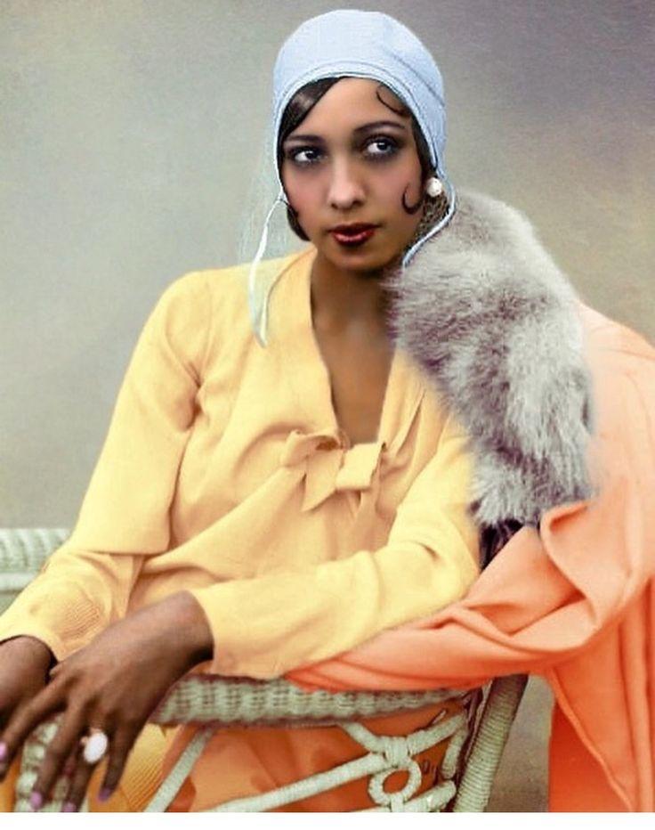 Josephine Baker                                                                                                                                                                                 More