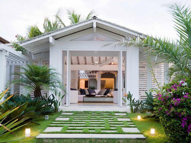 'Casa de praia' o ano inteiro: inspire-se nos projetos de David Bastos - Notícias - Casa GNT