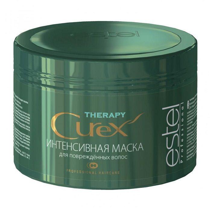 Интенсивная маска для поврежденных волос Curex Therapy, ESTEL, 500 мл