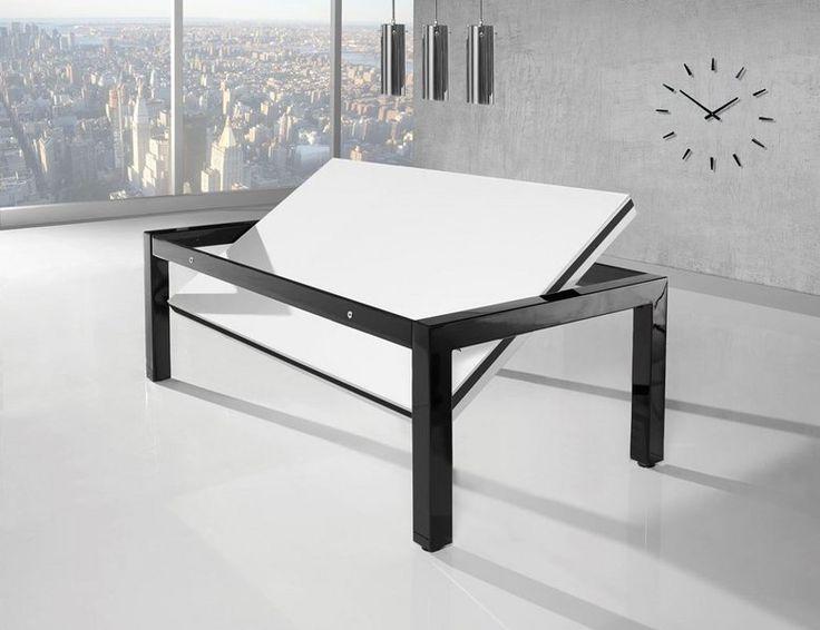 Stół bilardowy obrotowy Portland - metalowy