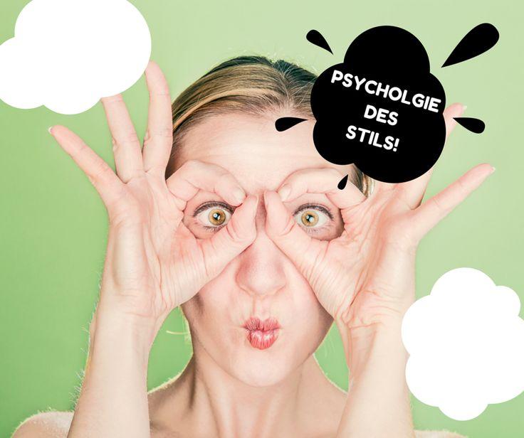 Die Psychologie des Stils