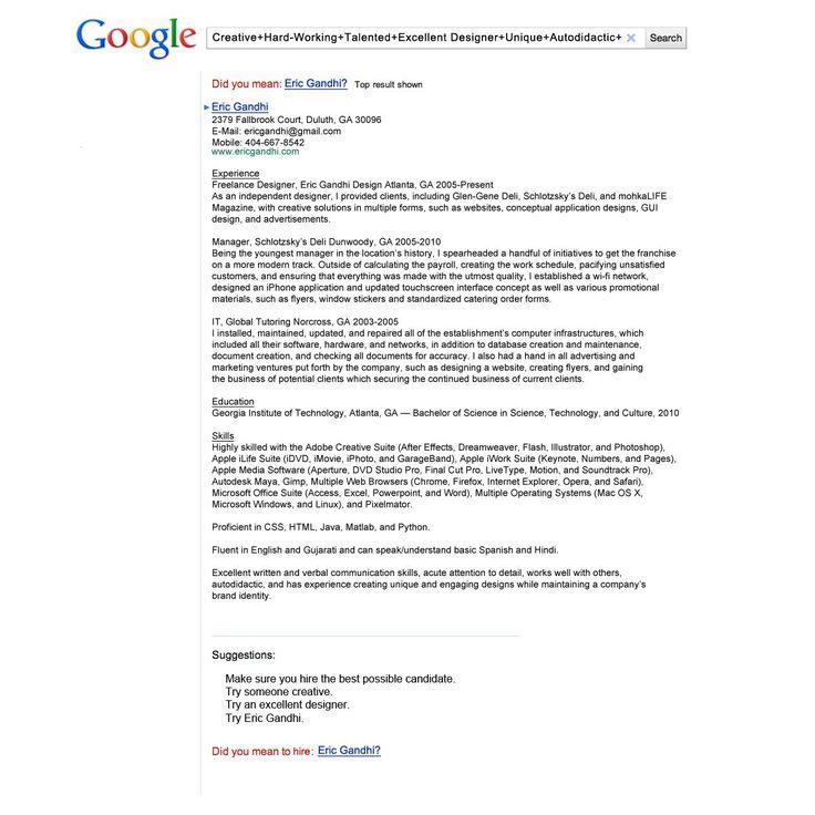 30 best Wayne CV images on Pinterest Resume ideas, Cover letters - cypress resume
