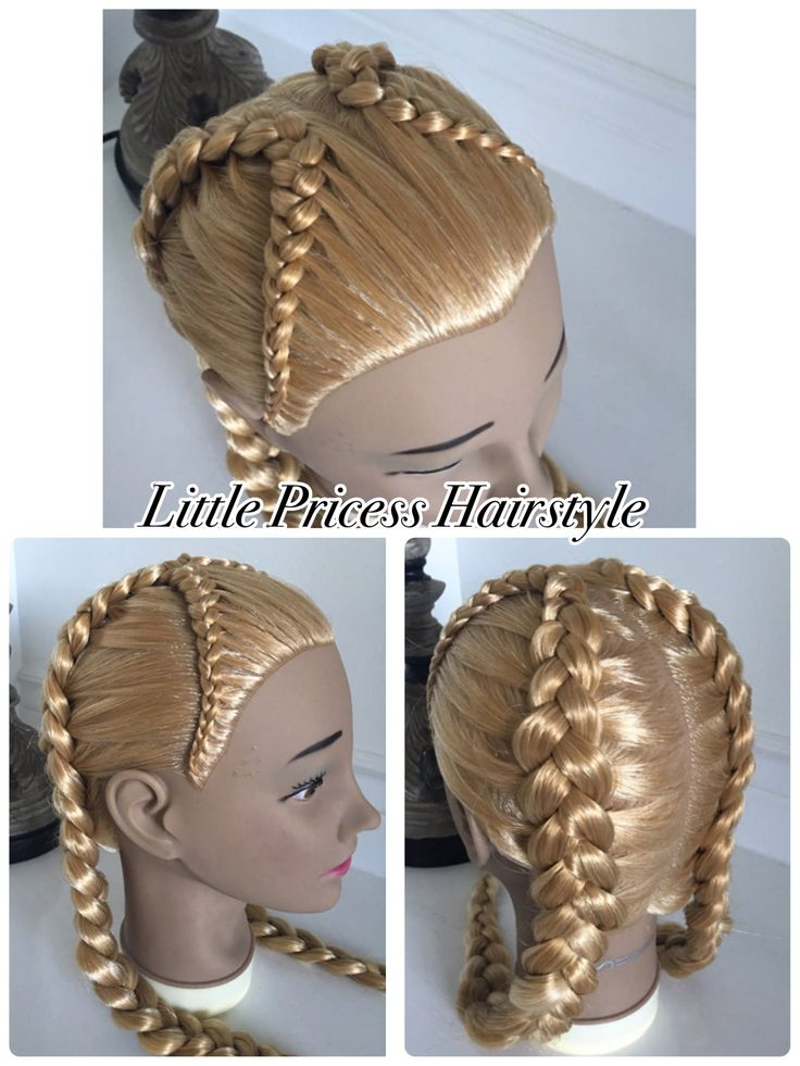 Peinados Facil para cabello corto/peinado con trenza/peinado faciles y b...