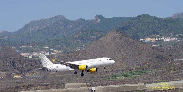 Carlos Diaz Spotter: Aeropuerto de la Palma
