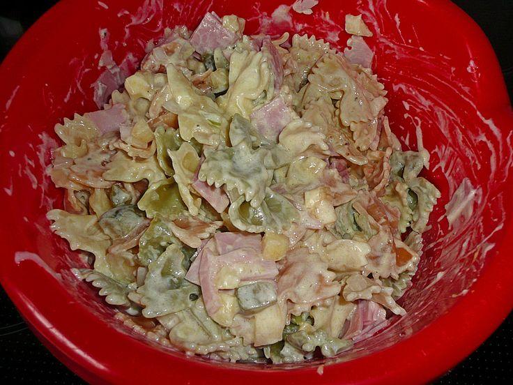 Nudelsalat mit Joghurt, ein leckeres Rezept aus der Kategorie Gemüse. Bewertungen: 3. Durchschnitt: Ø 3,2.