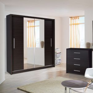 Best 25 Sliding Mirror Wardrobe Ideas On Pinterest