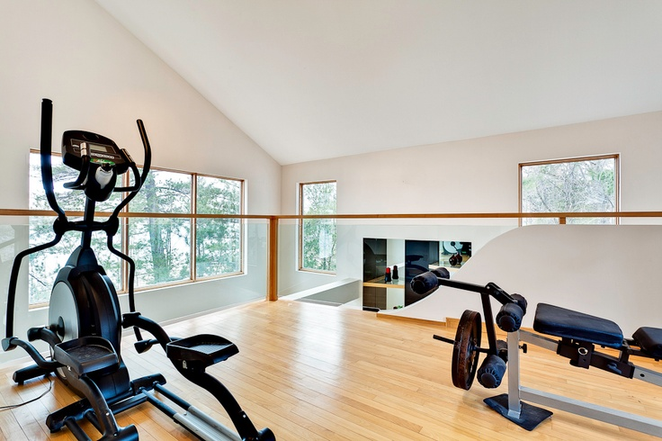 Best gym rooms images on pinterest exercise