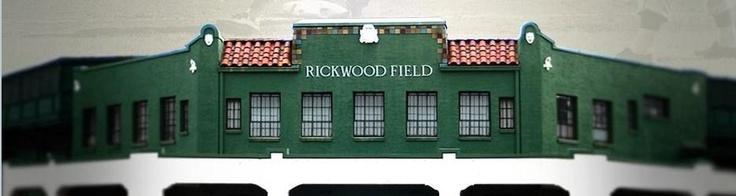 Rickwoood Field, Birmingham, AL