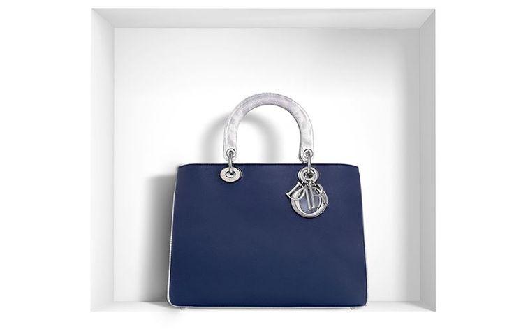 Borse Dior, svelato il Prezzo dei Modelli Icona Borse Dior prezzo Diorissimo blu