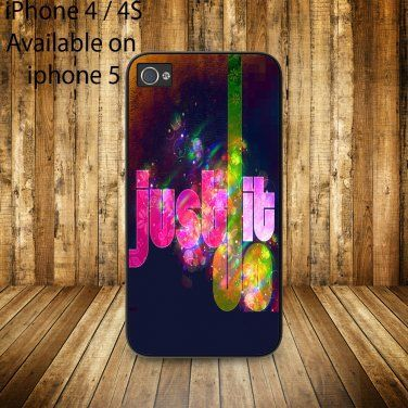iphone 4/4s case just do it on Wanelo