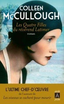 Australie, 1925. Les sœurs Latimer, 18 et 19 ans, sont réputées dans toute la région pour leur beauté, leur esprit et… leur ambition. Edda…
