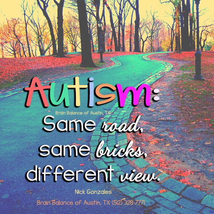 autism - the same but different --- http://tipsalud.com -----