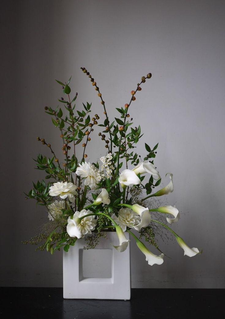17 Meilleures Id Es Propos De Composition Florale Artificielle Sur Pinterest Arrangements