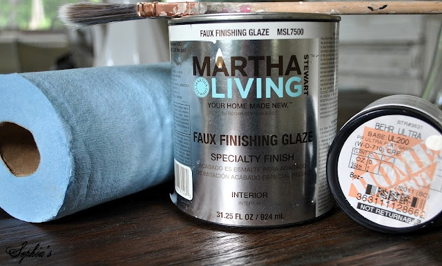 Sophia's: Glaze Craze - Tips for Glazing Furniture