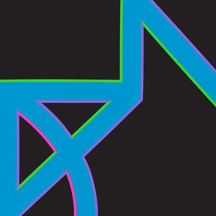 New Order - Singularity (CD Single) Design: Peter Saville