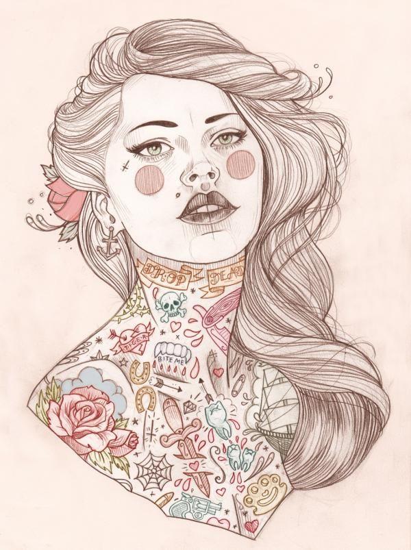 Ilustración Vintage (4)