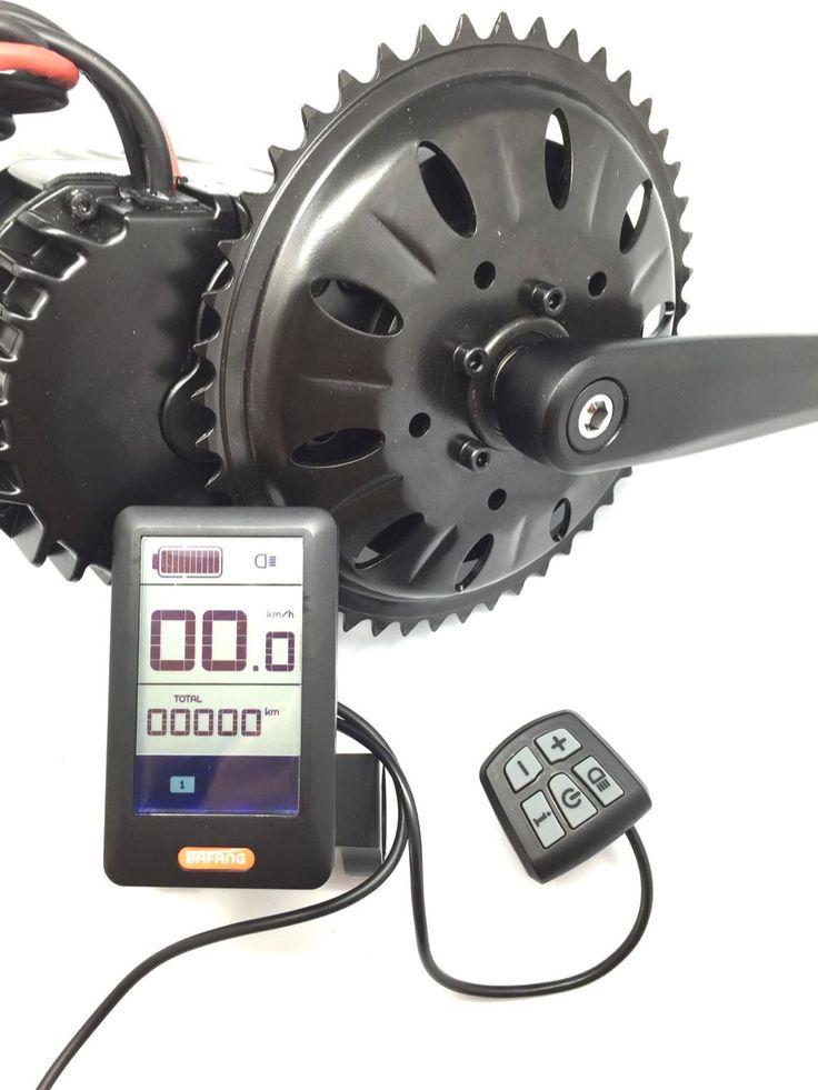Le moteur pédalier Bafang BBSHD est le moteur pédalier pour vélo le plus puissant du marché afin de transformer votre vélo en vélo électrique