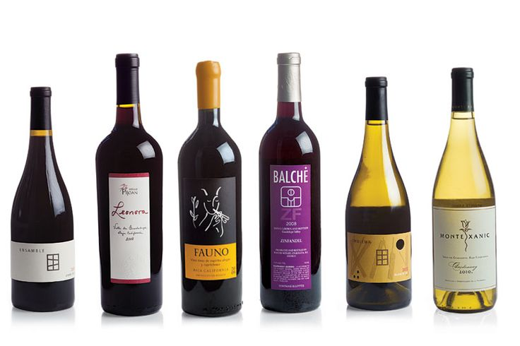 some of Baja's Best Bottles - #Wine