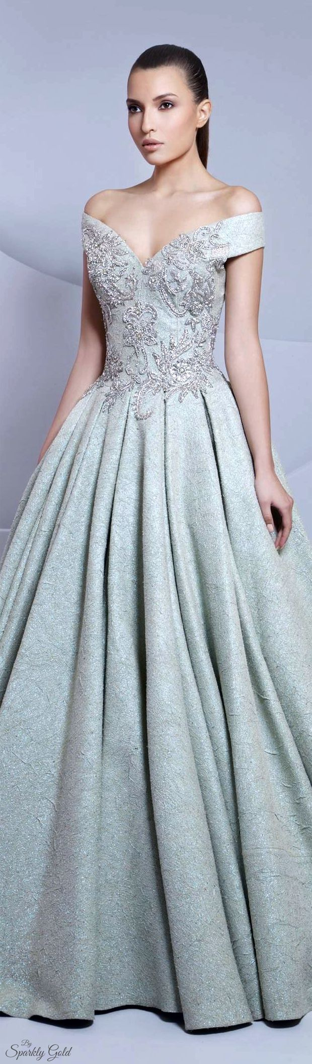 51 best Vestidos noche images on Pinterest | Long prom dresses ...
