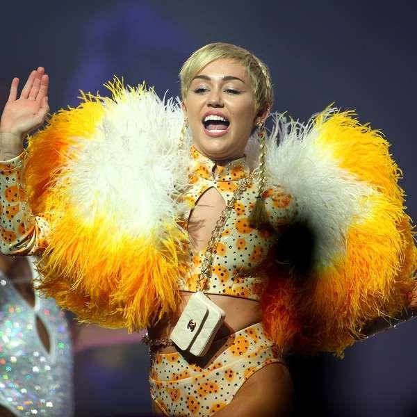 Los looks más extravagante de Miley Cyrus en Instagram