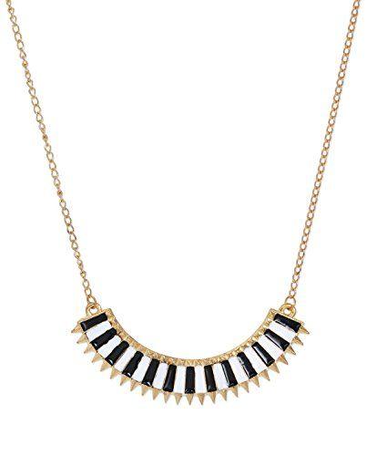Black Spike Necklace FemNmas http://www.amazon.in/dp/B00VBMRKA4/ref=cm_sw_r_pi_dp_iwlawb1FNDNJK