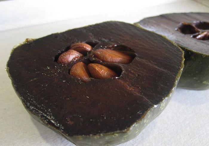 Chocolate Pudding fruit  | #lifeadvancer | @lifeadvancer