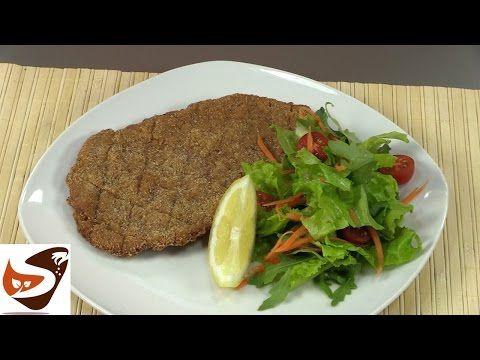 Cotoletta alla milanese, buonissima, facile e veloce da preparare – Secondi di carne - YouTube