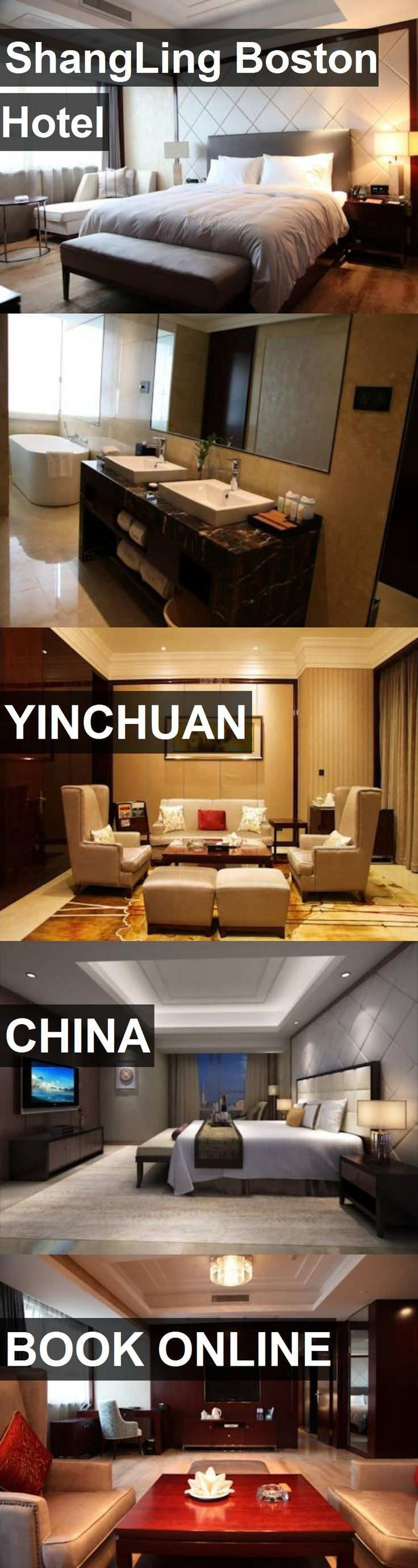 ShangLing Boston Hotel in Yinchuan, China. For more information, photos, reviews and best prices please follow the link. #China #Yinchuan #travel #vacation #hotel