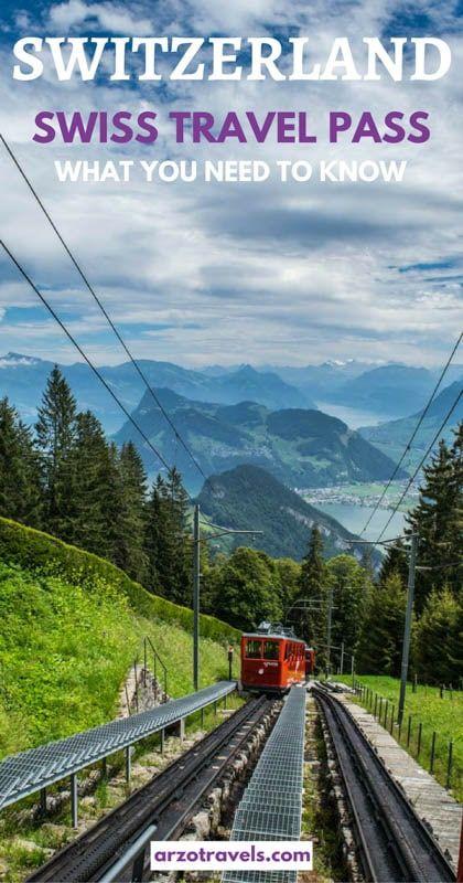 Switzerland - Swiss Travel Pass