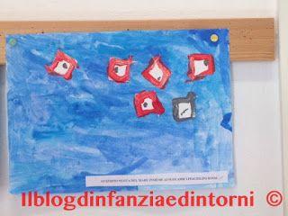 il blog d'infanzia e dintorni: inizia la storia di Guizzino...