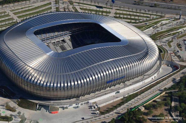 Arena Corinthian y Estadio BBVA Bancomer