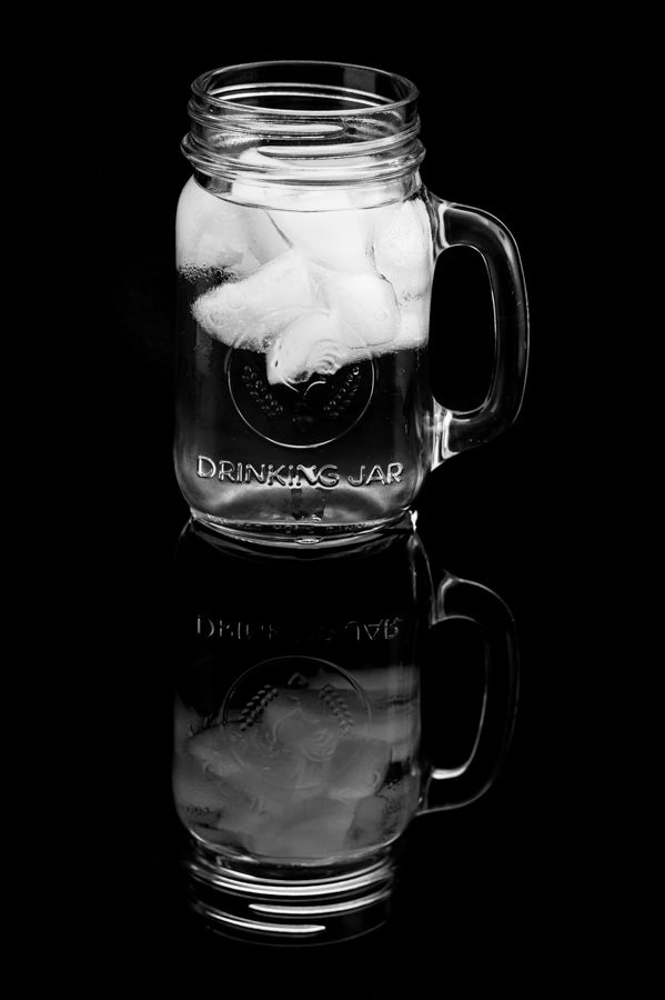Challenging Reality: Drinking Jar