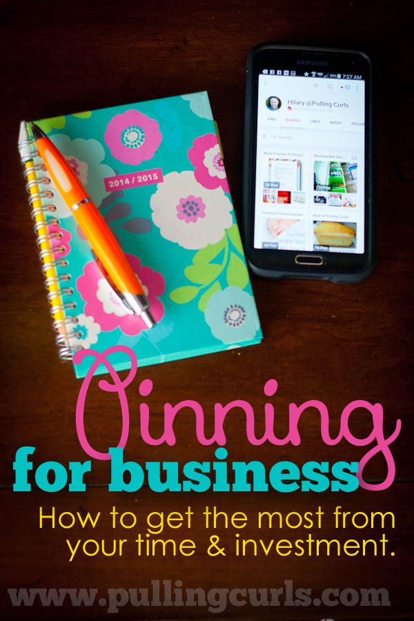 Pinning for business is very different than pinning for pleasure. Come find out my 5 tips to help you get noticed in the giant land of Pinterest!