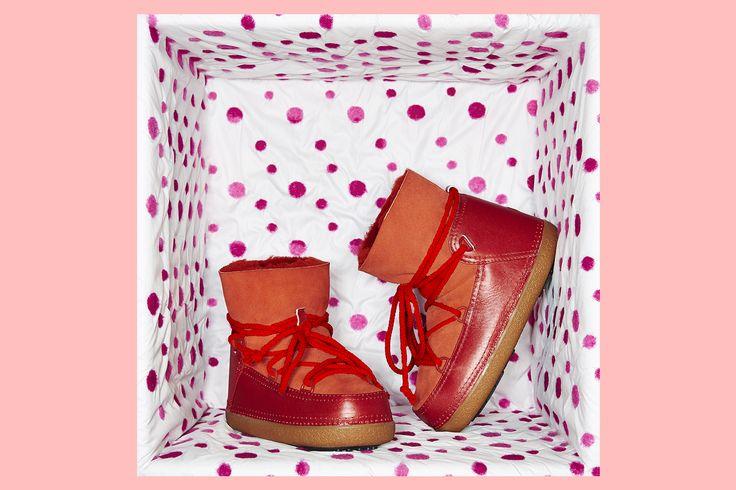 IKKII Boots Classic Pop Orange