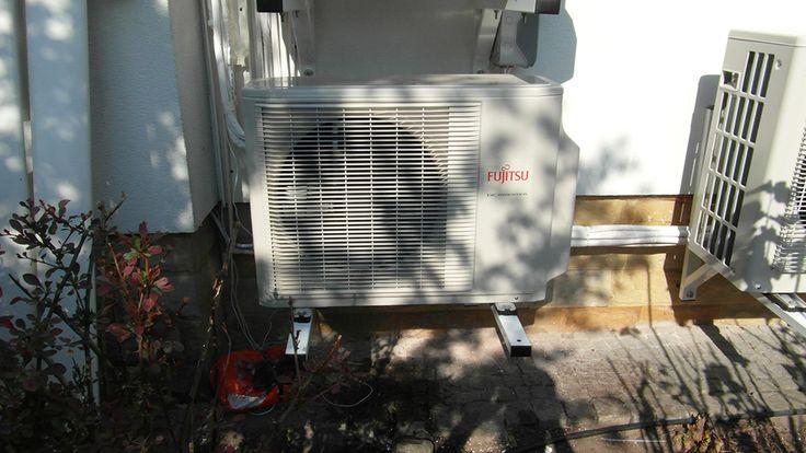 Klimatyzator Fujitsu - jedn. zewnętrzna