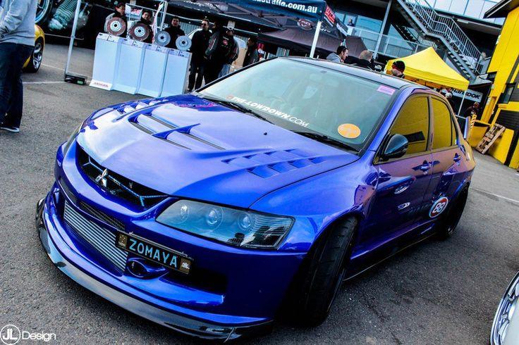 Mitsubishi Lancer Evo 9   Tuning Cars