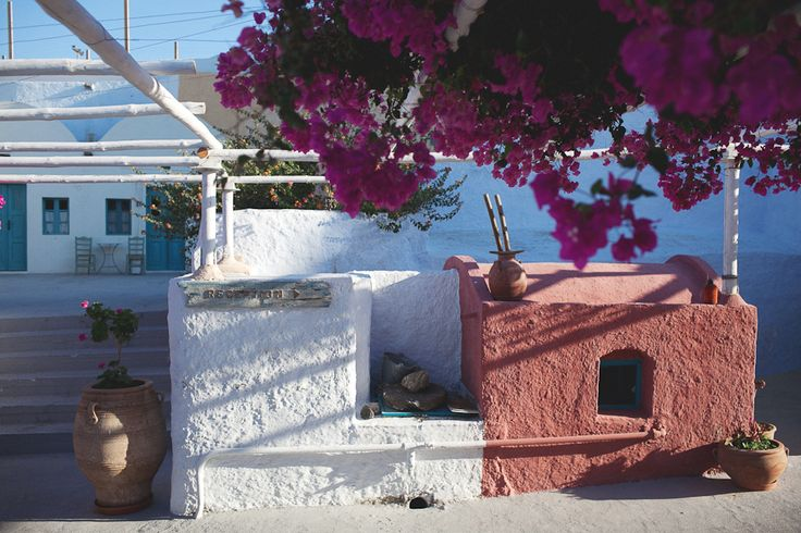 Santorini Hostel Caveland