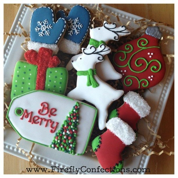 Firefly Confections - Christmas Cookies