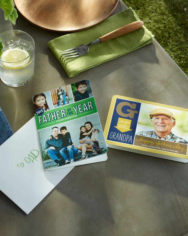 father's day card offers